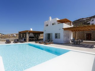 Minimal White Villa