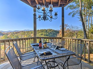 NEW! Relaxing Apt w/Deck & Views - Near Blue Ridge
