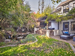 NEW! Storybook Cottage 2 Mi. to Sacramento Midtown