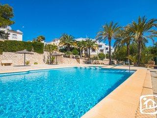 3 bedroom Villa in Rada de Moraira, Valencia, Spain : ref 5583304