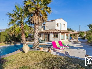 3 bedroom Villa in Moraira, Valencia, Spain : ref 5401562