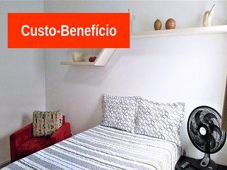 Café, Netflix, Wifi, Descontos e Perto de Tudo, Confira!