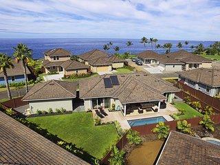 Single-Level Luxury Home within Holua Kai* Mountain View* Pool* Brand New!