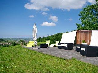Spacious villa in Colbordolo with Parking, Internet, Washing machine, Pool