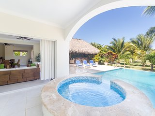 Punta Cana Bachelor Party 5 Bedrooms Villa Coco 2 PRICE MATCH
