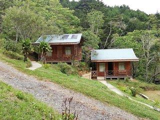Mountain Cabin Manantial de Paz 2-Rodeada de Naturaleza