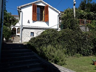 Rustic stone house MARIA is a lovely small cottage with a BIG sea view