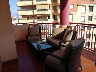 A-3698 I Gran apartamento  Torreblanca Baja- Sauna - Gimnasio - Piscina