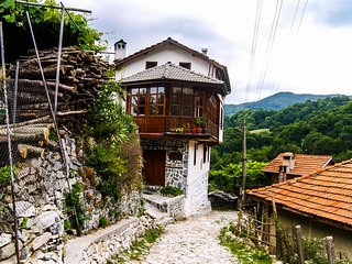 Traditional Villa With Amazing Mountain View