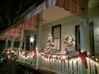 #4 Walk to Winter Wonderland at Congress Hall & West Cape May Parade