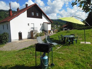 Cozy apartment in the center of La Bresse with Parking, Washing machine
