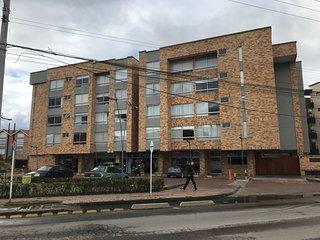Apartamento Chia, Edificio Horizonte, Colombia