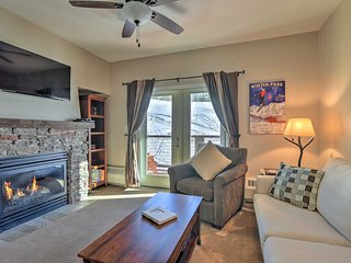 Ski-In/Ski-Out Granby Ranch Condo w/ Mountain View