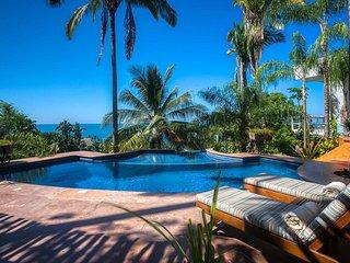 Casa Cascada - Ocean View! - San Pancho