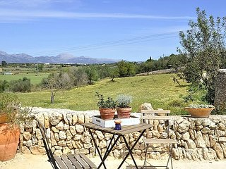SA TANCA DE CAN VICENS- Lovely Rustic Villa with pool in Sencelles beautiful vie