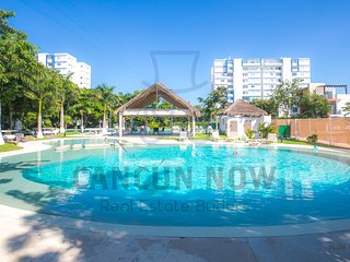 BEATIFUL APARTAMENT SECURE POOLS NEAR OFF BEACH AND MALLS