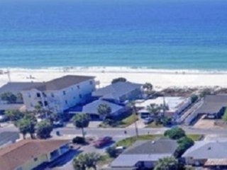 Newly renovated home directly across the street from the beach!!!