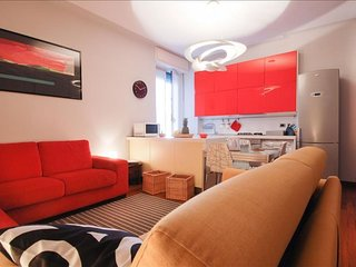 Palestrina apartment in Stazione di Milano Centrale with WiFi & lift.
