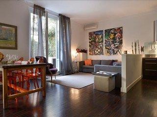 Spacious Terraza San Marco apartment in Stazione di Milano Centrale with WiFi, a