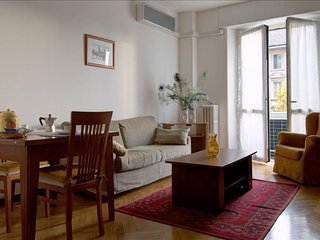 Corso Lodi apartment in Porta Romana with WiFi, air conditioning, balcony & lift