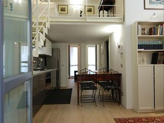 Gaffurio apartment in Stazione di Milano Centrale with WiFi, integrated air cond