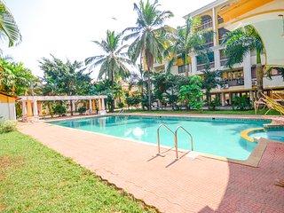 TripThrill Florida Gardens 3 BHK Apartment UG-4