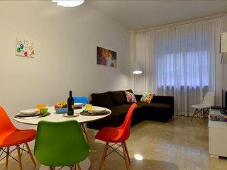 Cappellini  C apartment in Stazione di Milano Centrale with WiFi, air conditioni