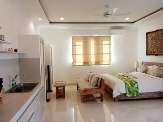 ★ VIP ★Green Studio Apartment in Seminyak, No.23