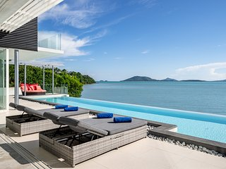 Amazing Sea View 6/7 bedroom Villa at Cape Yamu