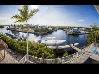 Luxury awaits you at this waterfront home with pool, dock & just a 15 minute boa