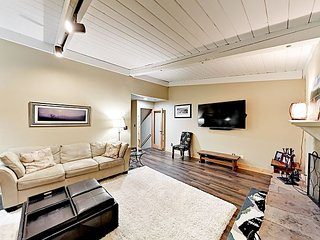 Sunny 3BR West Vail Townhome Near Hiking, Skiing & Vail Village
