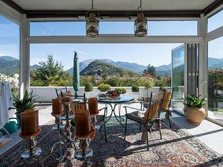 Villa Romy in Traumlage mit Pool und Katrin-Blick