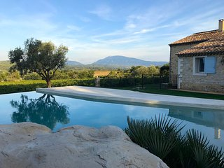 Wonderful Provencal Mas with infinity pool