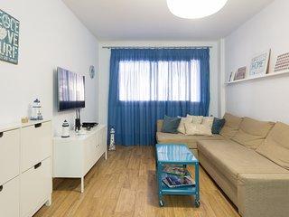 Apartment Medano Center. Plaza Galicia. 2 Hab