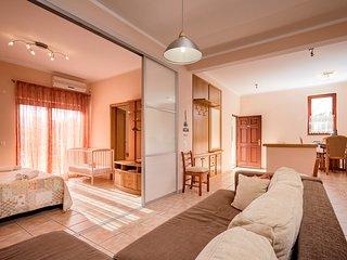 Family apartment, 90m2