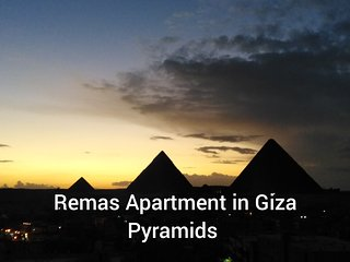 Remas Apartment in Giza Pyramids