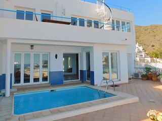 Los Atalayones I, 3 Bedroom, 3 Bathroom, Private Heated Pool with sea views