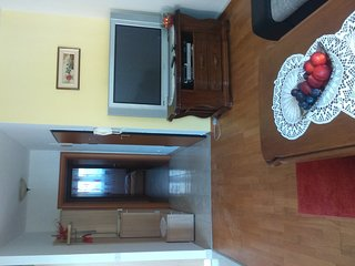 Spacious apartment in the center of Trogir with Internet, Washing machine, Air c