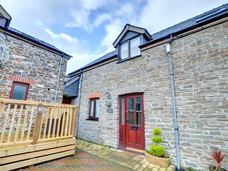 The Barn: A collection of holiday cottages in Aberystwyth WAN405