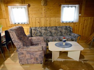 Cozy apartment close to the center of Hudinja with Parking, Washing machine, Ter
