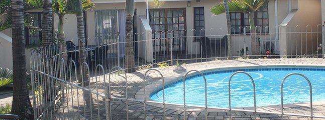 3 Bedroom town house with Pool in secure complex