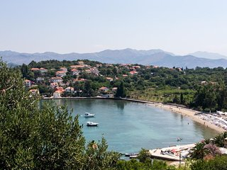 Guest House Oreb - One Bedroom Apartment with Terrace and Sea View
