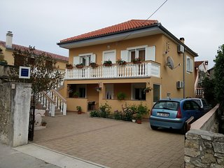 Spacious apartment in the center of Nin with Parking, Internet, Air conditioning