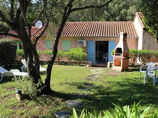 Cozy house in Zonza with Parking, Washing machine, Air conditioning, Terrace