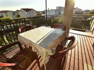 Cozy apartment very close to the centre of Vodice with Parking, Internet, Air co