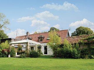 4 bedroom Villa in Estrée-Wamin, Hauts-de-France, France : ref 5674402