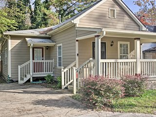 NEW! Cozy Atlanta Home Near Downtown Attractions!