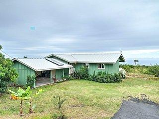'Palaoa House' w/Lanai+Ocean Views-By South Point