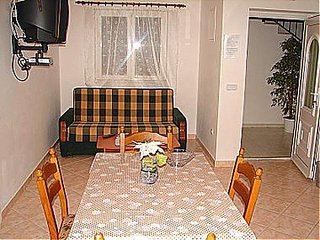 Spacious apartment in the center of Orebic with Parking, Internet, Air condition