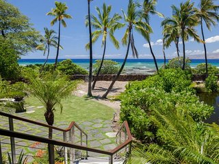 Puako Beach Getaway* Ocean Front* Luxury* Private*